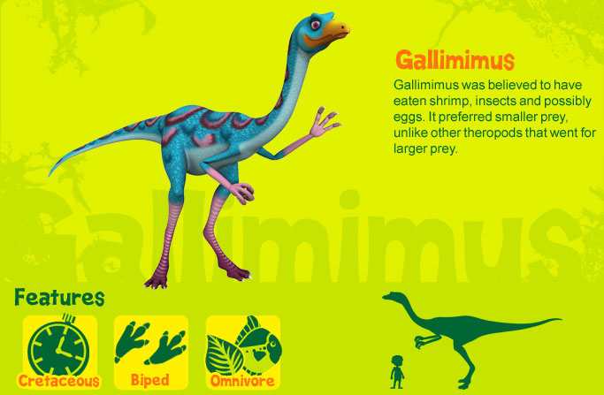 gallimimus dinosaur train -#main